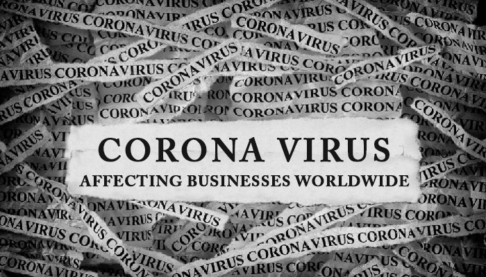 CORONA VIRUS AFFECTING BUSINESSES 2020
