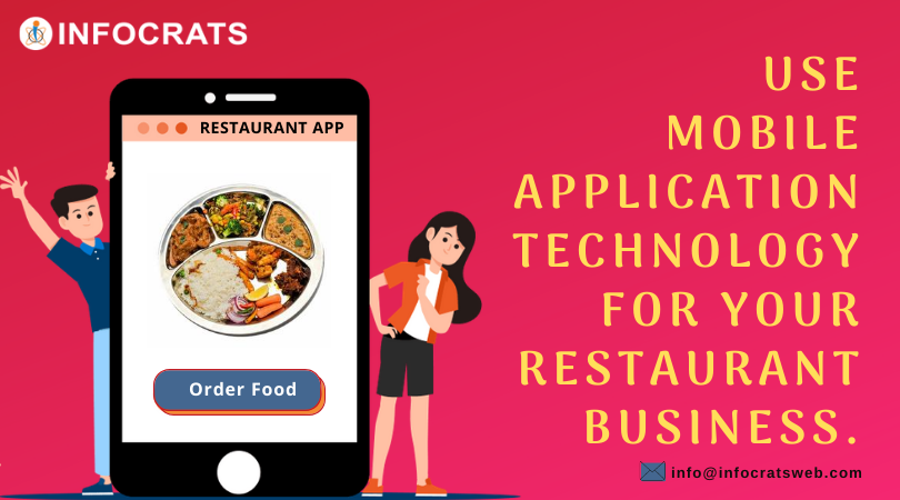 Why Mobile App Technology for Restaurant Business