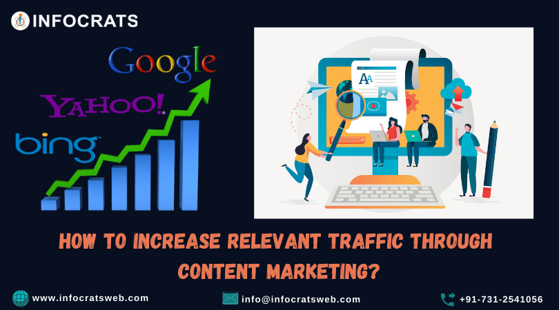 How to increase relevant traffic to your website-23-11-2020